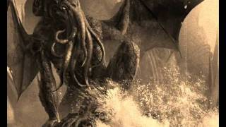 Call Of Cthulhu HP Lovecraft - Audio Book - With Words / Closed Captions
