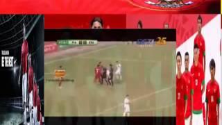 Timnas Indonesia Vs Filipina AFF Suzuki Cup 2014 Kurnia Meiga