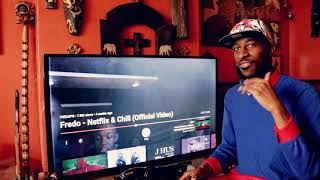 Fredo   Netflix & Chill (Official Video) | Reaction 🇬🇧