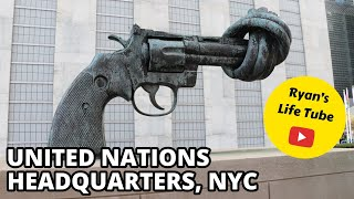 Visit to the United Nations Headquarters, New York