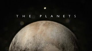 The Ice Mountains of Pluto | The Planets | BBC Earth