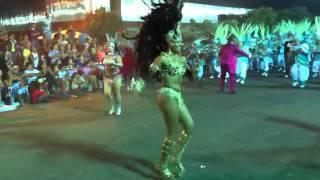 preview picture of video 'Carnaval Itaqui 2011 - Águias do Samba Itaquiense (Parte II)'