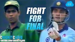 EPIC FINAL IND VS PAK | FIGHT FOR INDEPENDENCE CUP 1998 | World Record Chase Begins in the Dark !!