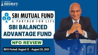 SBI Balanced Advantage Fund NFO Review in Hindi 2021