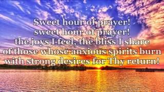 Alan Jackson – Sweet Hour of Prayer lyrics