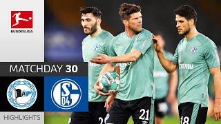 Bielefeld 1-0 Schalke 04 Pekan 30