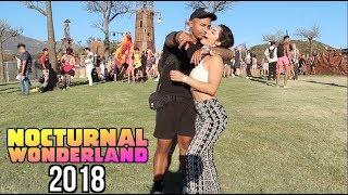 Stealing Kisses at NOCTURNAL Wonderland 2018! (Mini-Movie)
