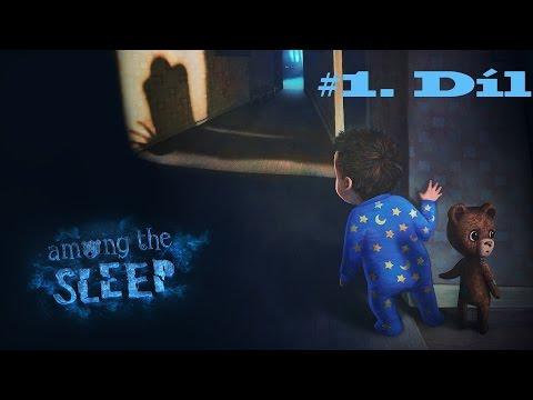 Among the Sleep | Let's Play CZ/SK | Setkání s neznámem | 1.díl |