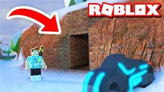 NEW SECRET IN JAILBREAK TRAIN UPDATE? | Roblox Jailbreak