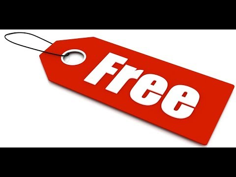 FREE SOFTWARE How come some are giving away software