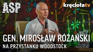 gen. Mirosław Różański - spotkanie na ASP w CAŁOŚCI / #woodstock2017 | Kholo.pk