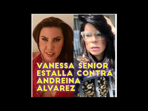 Vanessa Senior contra Andreina Álvarez