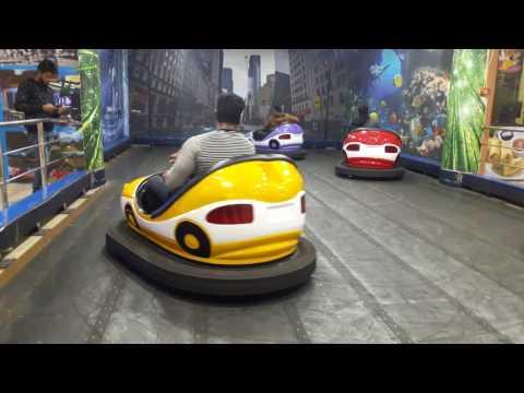 Striking Car Floor Pickup