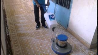 Vệ sinh công nghiệp,Tổng vệ sinh sau xây dựng
