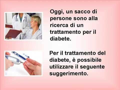 Se i pazienti con diabete di mangiare luva