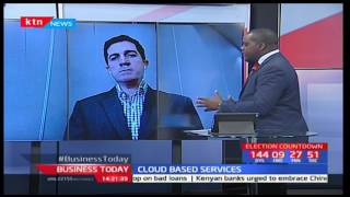 Business Today: Cloud based services