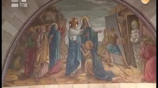 En Betania, donde Jesús lloró por Lázaro