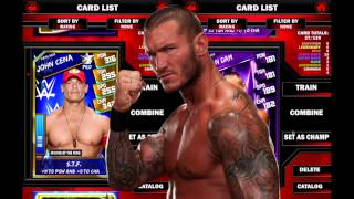 WWE SuperCard #8 - People's Champion Results
