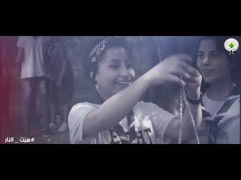 مجموعه كشافه غزه الاولى تصدر اغنيه راب بعنوان هبت النار