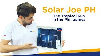 Tropical Sun in the Philippines - Solar Joe PH answers your most asked questions about solar