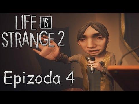DELIKÁTNÍ RAGE | Life is Strange 2 Epizoda 4.