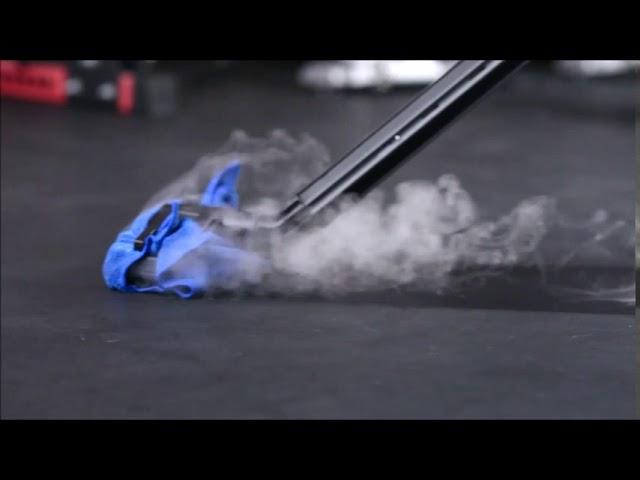Dampvasker Tecnovap 100% rengjøring av dine gulv