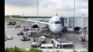 Philippine Airlines | A350-900 | Business Class | Trip Report