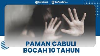 Seorang Pria di Bali Lakukan Pencabulan terhadap Keponakannya, Pelaku Pura-pura Baik dengan Korban