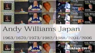 andy williams   American Trilogy アメリカの祈り  live cd