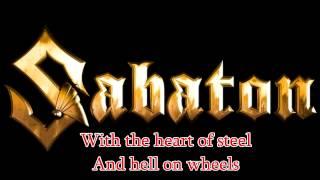 Sabaton Man of war Lyrics