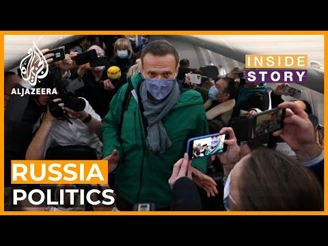 Is Russian President Putin afraid of Navalny? | Inside Story