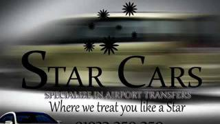 preview picture of video 'Star Cars Weybridge 01932 845 845 Taxi Service'