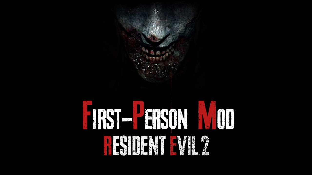 Resident Evil 2 – First-Person Mod Playthrough (X Gon' Give It To Ya!)