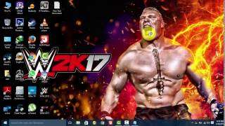 HOW TO DOWNLOAD WWE 2K17 CRACK GAME IN PC