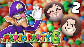 Watch out, BALLS! - Mario Party 6