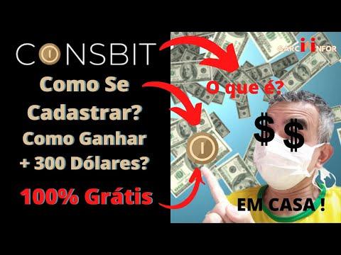 Coinsbit O QUE É COMO SE CADASTRAR e ganhar Mais de 300 dólares?