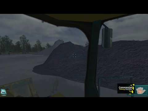 Simulación planta de asfalto