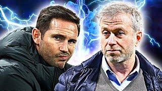 Would Roman Abramovich SACK Frank Lampard This Season?