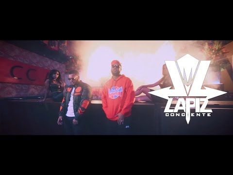 Pure Cocaine - Lapiz Conciente feat. Mally (Video)
