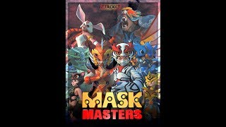 Mask Masters | Full Movie | Kim Jin Chul | Alyson Leigh Rosenfeld | David Errigo Jr. | Allen Enlow