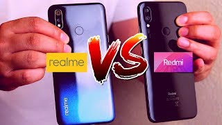 Actual Test ng RealMe 3 at Redmi Note 7: Sino panalo?