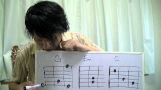基本のアルペジオ 第18回 初心者でも簡単!ギター練習法