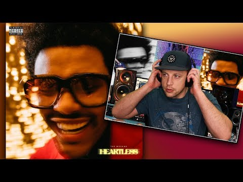 The Weeknd - Heartless TRACK REACTION! | ABEL HAS BLESSED US WITH HIS RETURN!