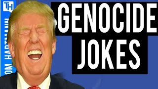 Did Trump Laugh About Exterminating Refugees?