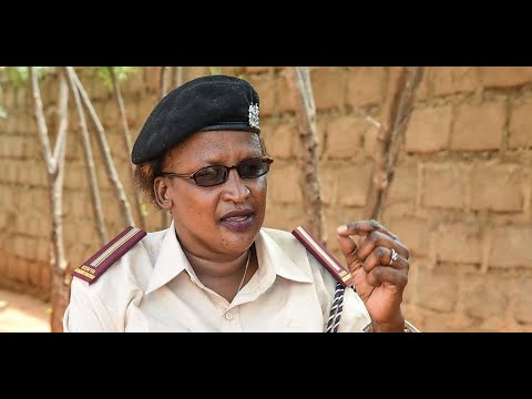 Chief who has put her life on the line promoting peace