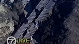 KABC-TV Northridge Earthquake Coverage, January 17, 1994 (Part 1)