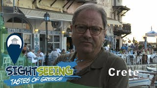 Crete | Walking at Rethymno Old Port