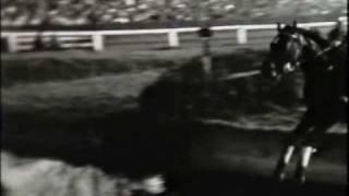 preview picture of video 'Velká pardubická 1965 - Grand steeplechase Pardubice 1965'
