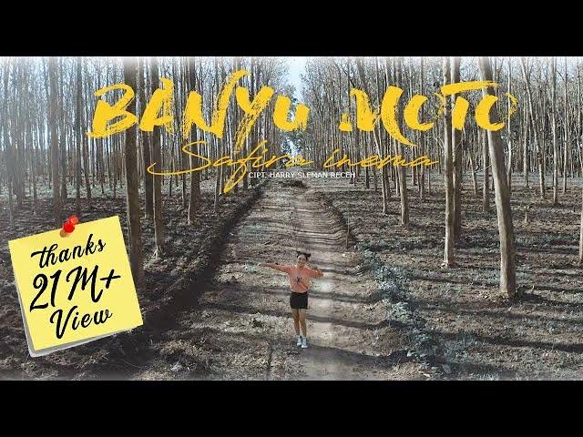 Safira Inema - Banyu Moto - Dj Santuy Full Bass (Official Music Video)
