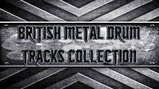 British Metal Drum Tracks Collection (HQ,HD)